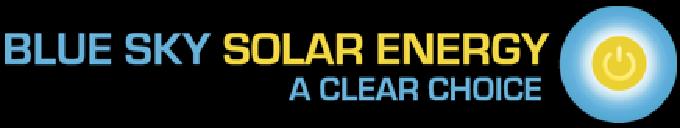 Blue Sky Solar Energy